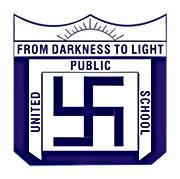 United public school Logo