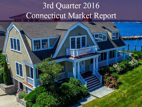 Third Quarter 2016 Connecticut Market Report