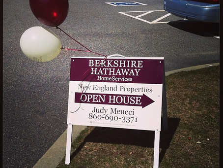 Do Open Houses Work? Answer: Yes!