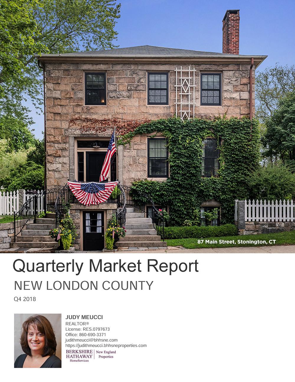 Q4 2018 Market Report - Judy Meucci Realtor