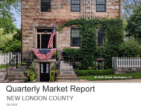 Q4 2018 Market Report New London County