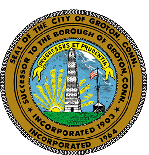 city of groton ct seal