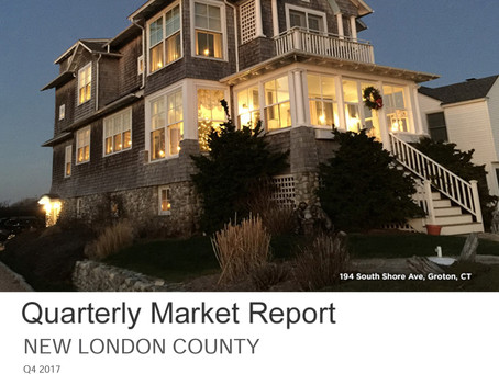 Q4 Market Report New London County