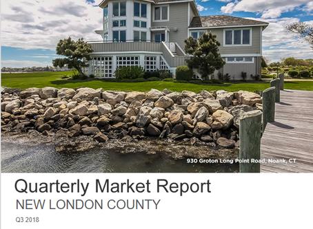 Q3 2018 Market Report New London County