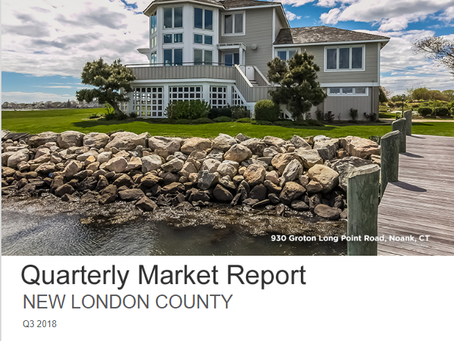 Q3 2018 Market Report New London County