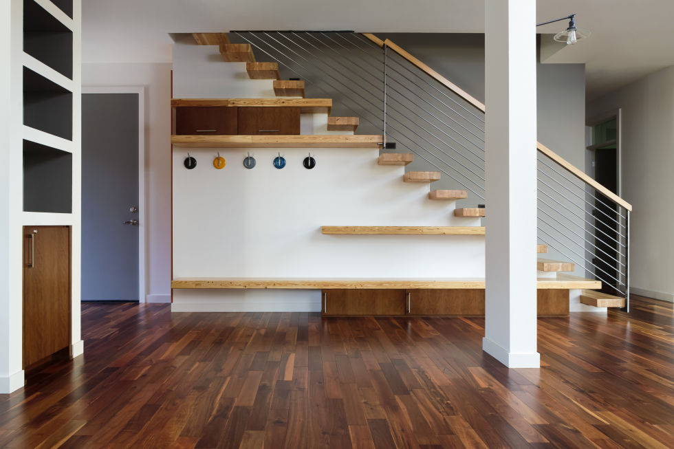 14. NEGLECTING YOUR WOOD FLOORS