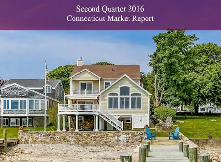 Second Quarter 2016 Connecticut Market Report