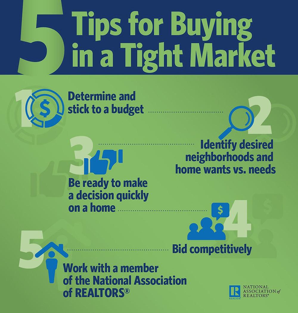 judy meucci - 5 buying tips