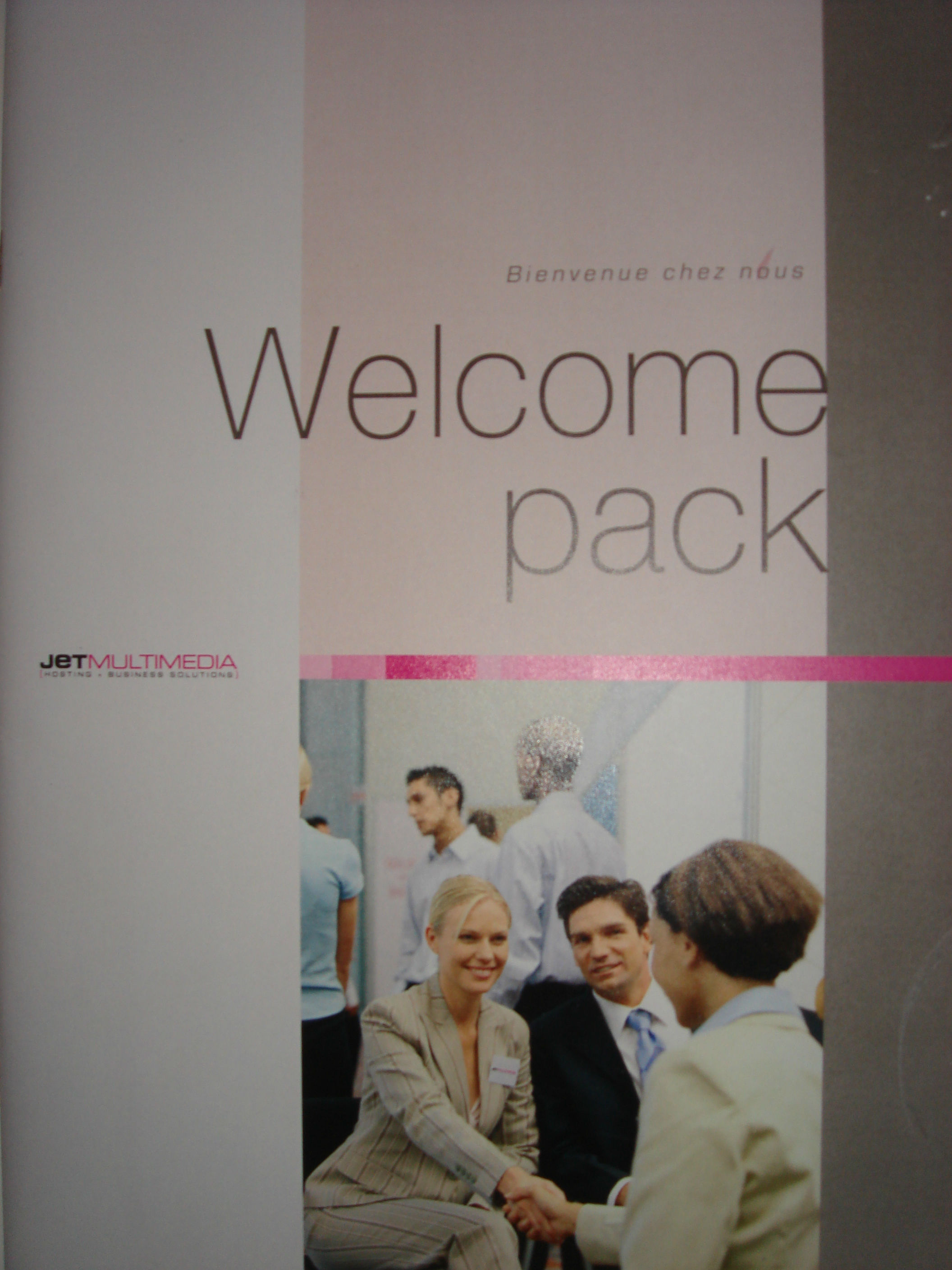 HR Welcome Book: Contribution to emp