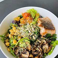 Salmon Rainbow Bowl