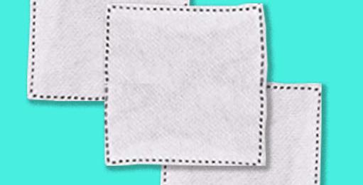 True HEPA Replacement Filter 12 Pack