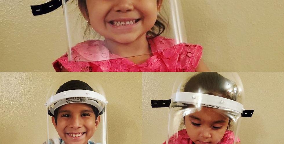 The KIDDO Kid's Shield w/ Microfiber Cloth