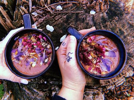 Healing Through Cacao