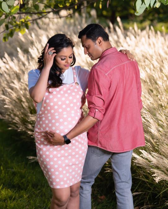 Pooja and Vishal
