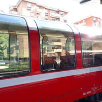 von Tirano nach St. Moritz