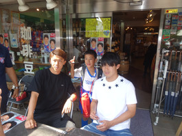 FC東京のサイン会開催!