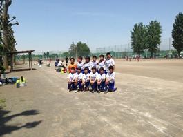 全日本少年サッカー大会予選