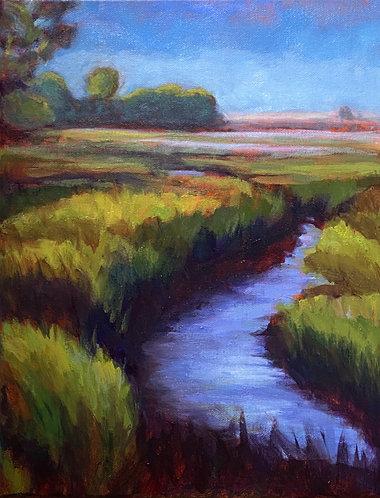 Marsh's End