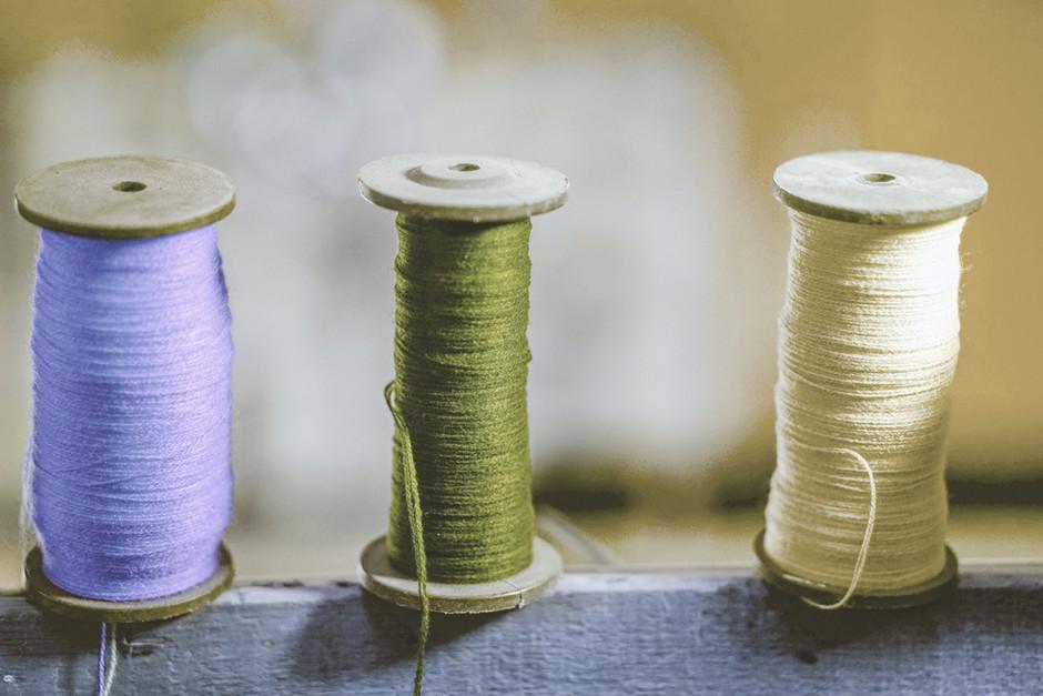Three threads
