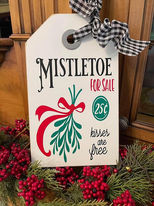 Mistletoe For Sale (Ex Small Shelf SItter)