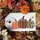 Thumbnail: Ex Small Triple Pumpkin Shelf Sitter