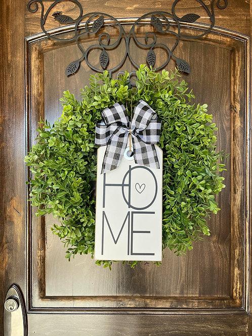 Single Home Tag