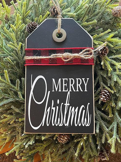 Merry Christmas (Ex Small Shelf Sitter)