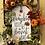 Thumbnail: Small Pumpkin Kisses Shelf Sitter or Wreath Snuggler