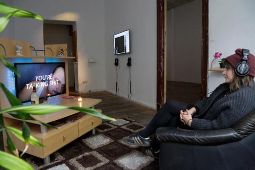 Aron Lesnik, Isolation, 2018