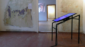 Exhibition View: INTERWEAVING SPHERES, mkv, 2019 © Manja Ebert