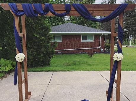 BEFORE Wed Day Arbor Decor Set Up.jpg