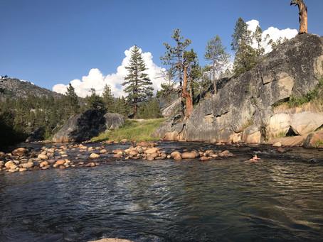 Mono Hot Springs Resort, 2020