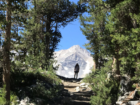 Discovering the Eastern Sierras!