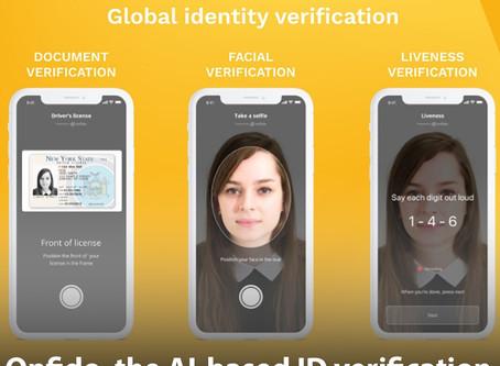 Onfido, the AI-based ID verification platform, raises $100M led by TPG.