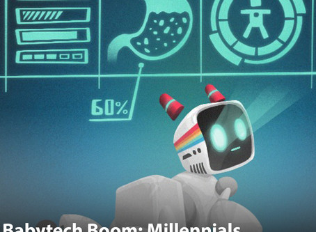 Babytech Boom: Millennials, Startups Pave Way For Growth