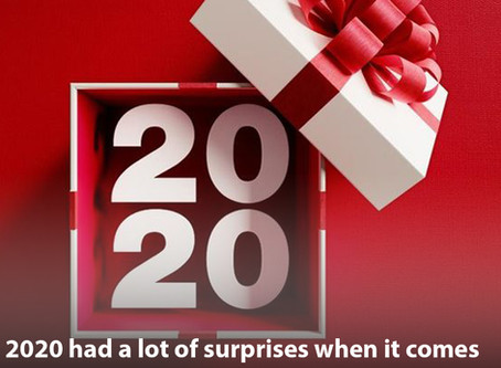 2020 stock market surprises ?! well there are some that have survived