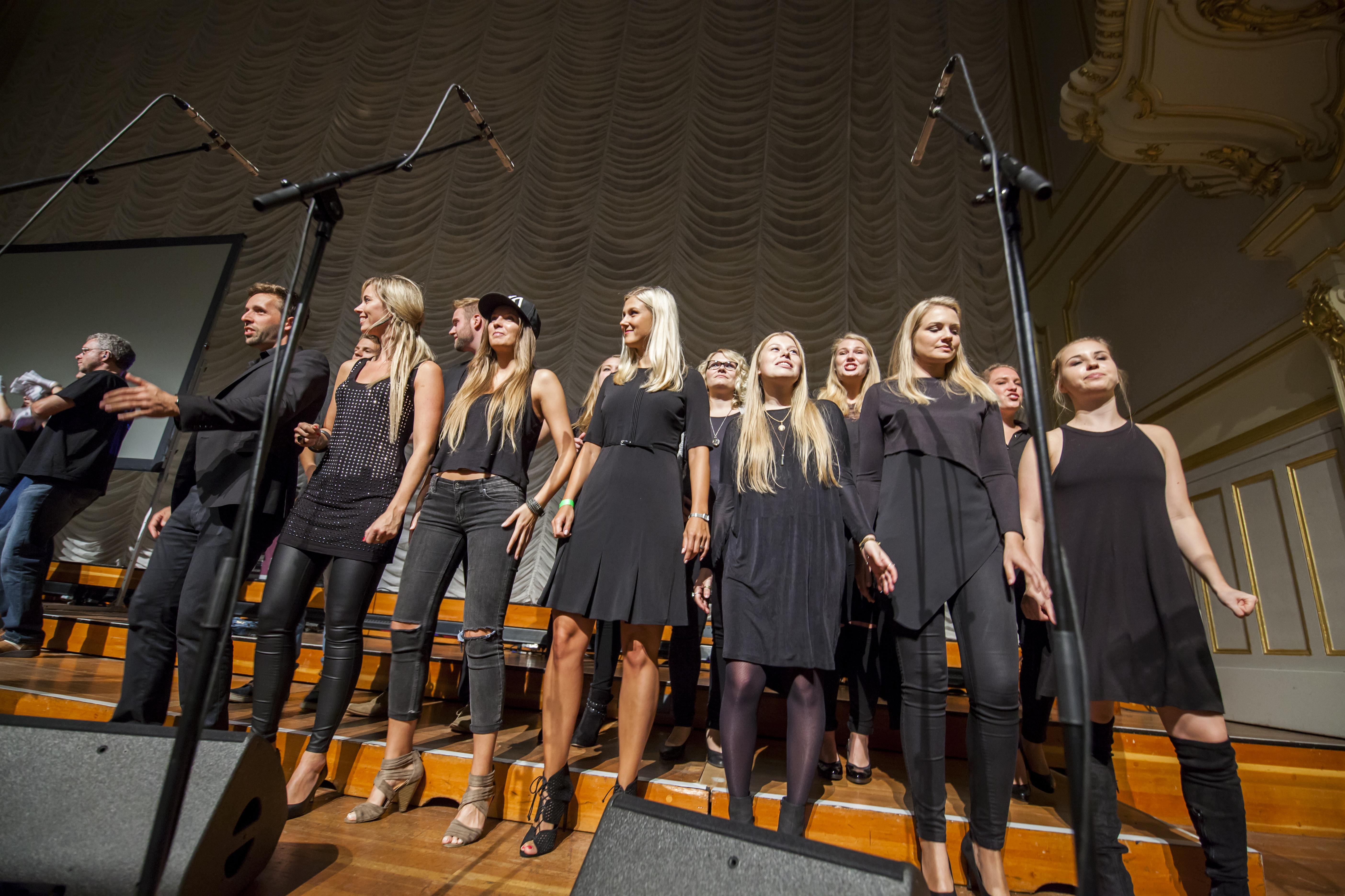 Artist-Ensemble von Sören