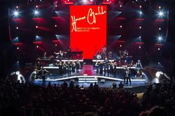 Ensemble für Howard Carpendale CCH