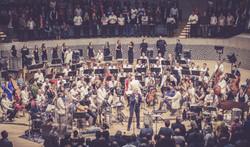 Ensemble in der Elbphilharmonie