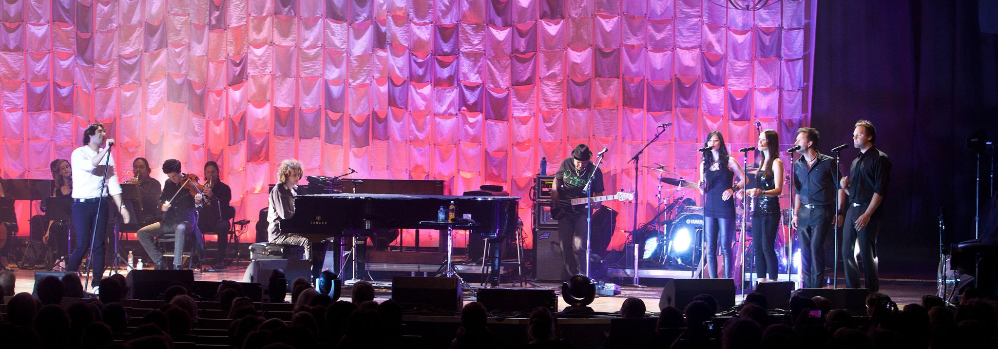 @ Josh Groban World Tour'13