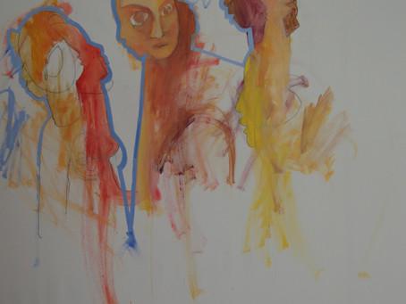 Lockdown Painting