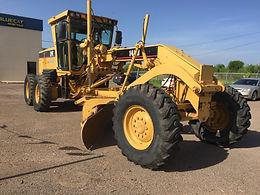 2007 CAT 140H