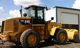 2008 CAT 938H