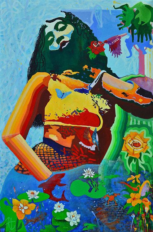 Unchain my heart: portrait of Alexia Williams