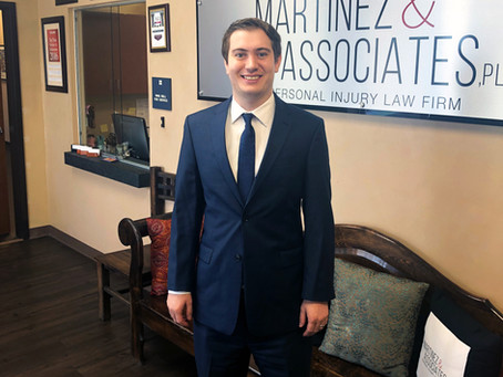 Martinez & Associates Welcomes Ricky Neville