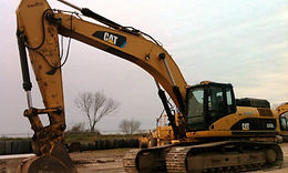 2009 CAT 336DL