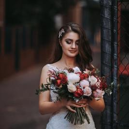 Gourgeous bride, Rustic Chic Bridal Bouquet