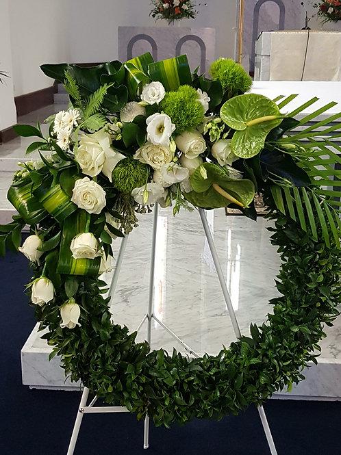 XL Modern Wreath