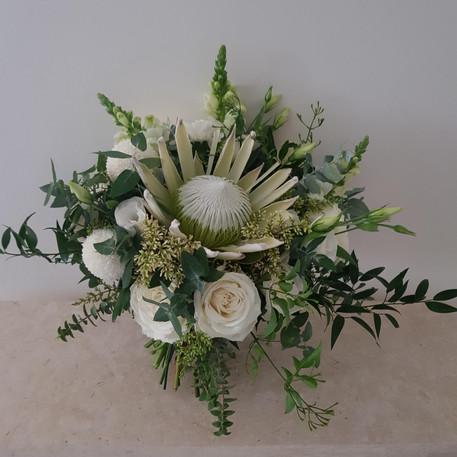 Australian Flower Bridal Posy