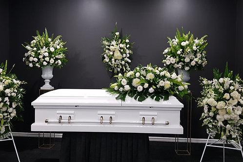White Tribute Set